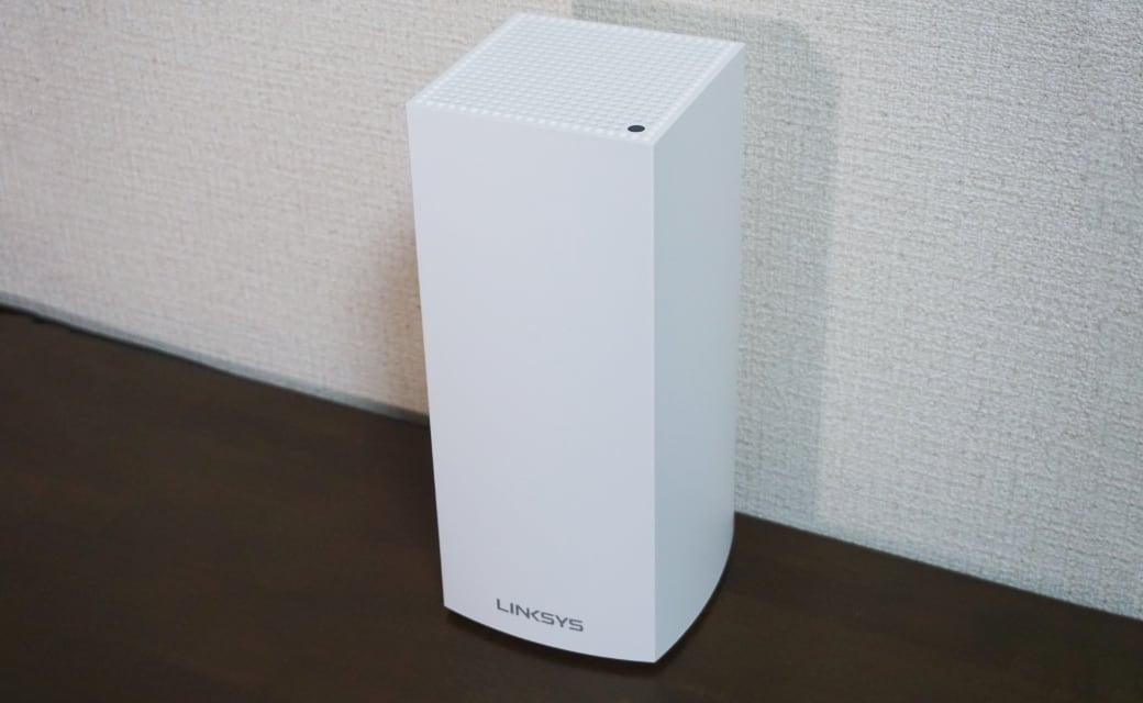 【レビュー】3倍大きくて3倍速いWi-Fi 6対応トライバンドメッシュWi-Fiルーター「Velop MX5300」