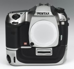 PENTAX K20D チタンカラープレミアムキット