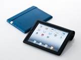 Simplism Flip Silicone Case Set for iPad 2
