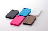 Silicone Case Set for iPhone 4