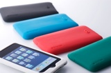 Silicone Case for iPod touch(2nd)
