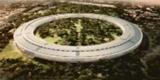 新本社キャンパス「宇宙船」