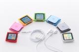 Crystal Cover Set for iPod nano (6th)