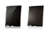monCarbone リアルカーボンケース for iPad 2