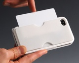 Enhanced Panel - IC CardFolder WHITE -
