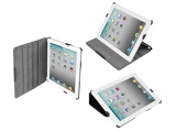 LUXA2 iPad 2 Legerity Stand Case