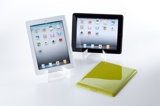 Simplism Semi Hard Case Set for iPad 2