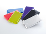 TPU Case Set for iPod touch (4th)